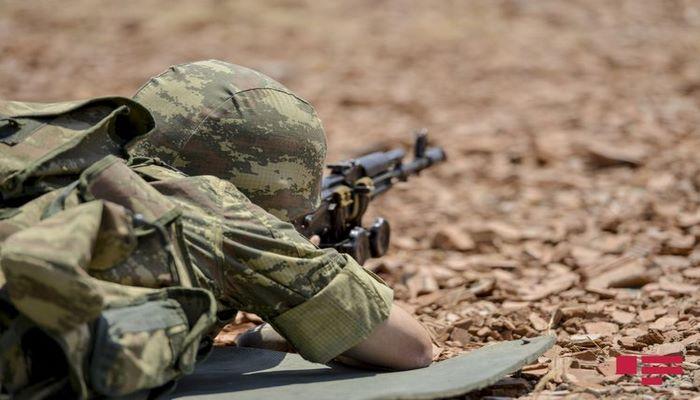Подразделения вооруженных сил Армении, используя снайперские винтовки и минометы, нарушили режим прекращения огня