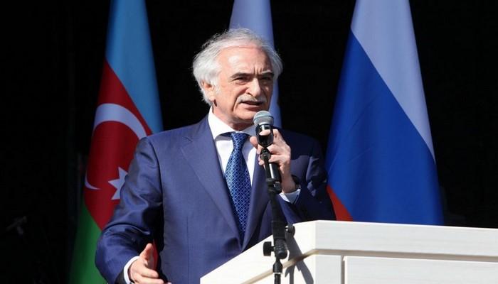 Полад Бюльбюльоглу провел встречу в МИД России