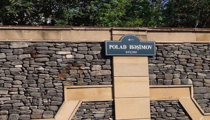 Polad Həşimov küçəsindən VİDEOREPORTAJ