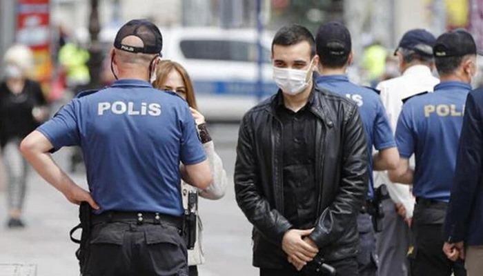 Polis maske cezası kesebilir mi? Emniyet'ten açıklama geldi