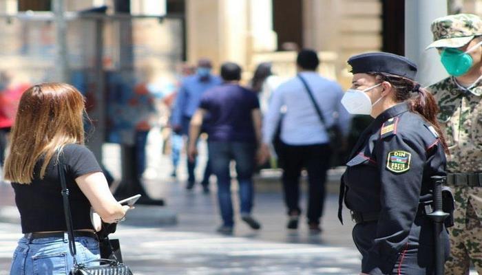 Polis paytaxtda reydlər keçirib