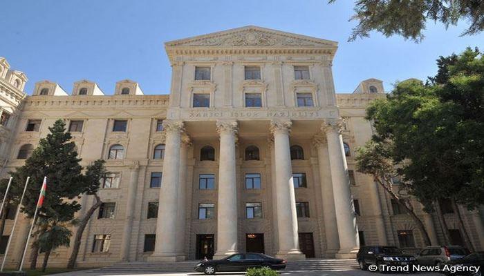 Посол Франции в Азербайджане вызван в МИД