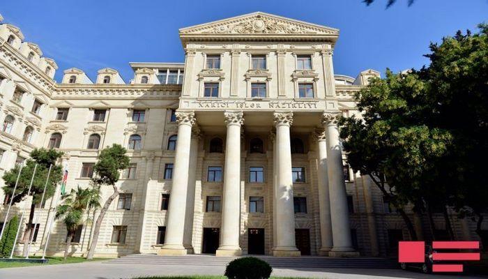 Посол Иордании вызван в МИД Азербайджана