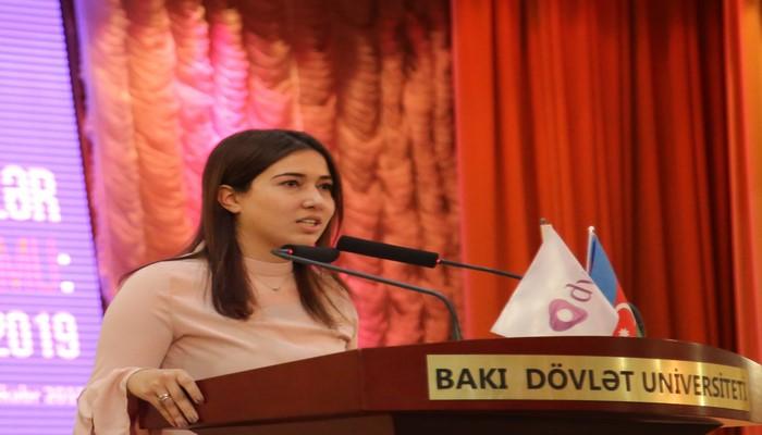 """Председатель общества """"Дебаты в гражданском обществе"""",избран членом правления молодежного единства партии Йени Азербайджан."""