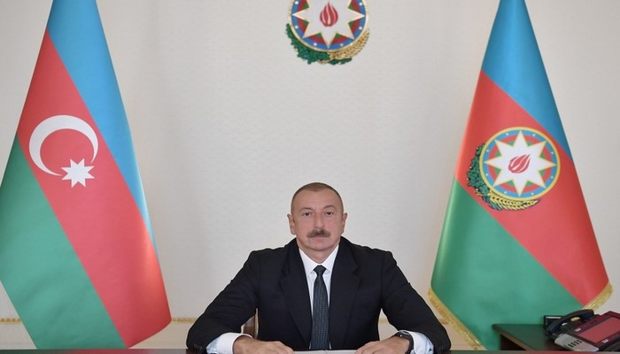 """Prezident: """"Azərbaycan """"Dayanıqlı İnkişaf Məqsədləri""""nin icrasına mühüm əhəmiyyət verir"""""""