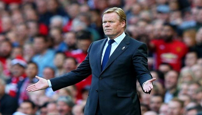"""Президент """"Барселоны"""" заявил, что главным тренером команды станет Рональд Куман"""