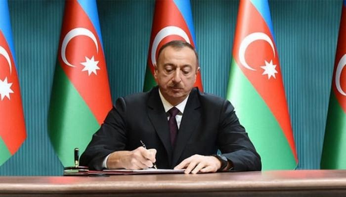 Prezident Böyükşor və Zığ gölləri ilə bağlı yeni fərman imzalayıb
