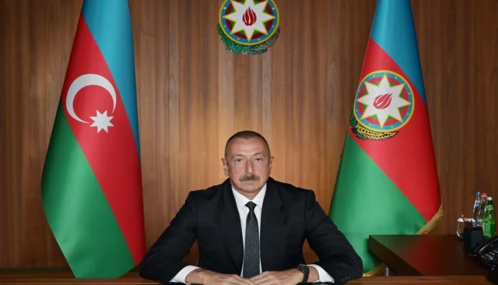 Prezident: Bütün Azərbaycan xalqını tarixi Zəfər münasibətilə təbrik edirəm