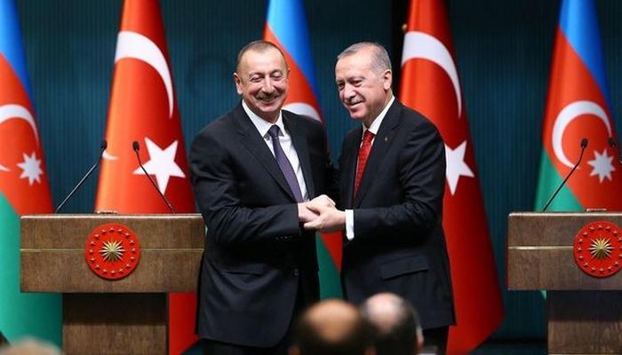 """Prezident: """"Dünyada Türkiyə və Azərbaycan qədər bir-birinə yaxın olan ölkələr yoxdur"""""""