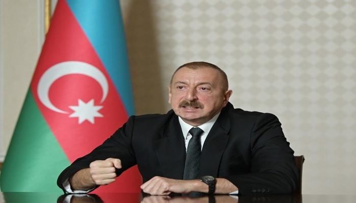 """Prezident: """"Əsas məqsədimiz bu qanlı cinayətin heç vaxt unudulmamasıdır"""""""