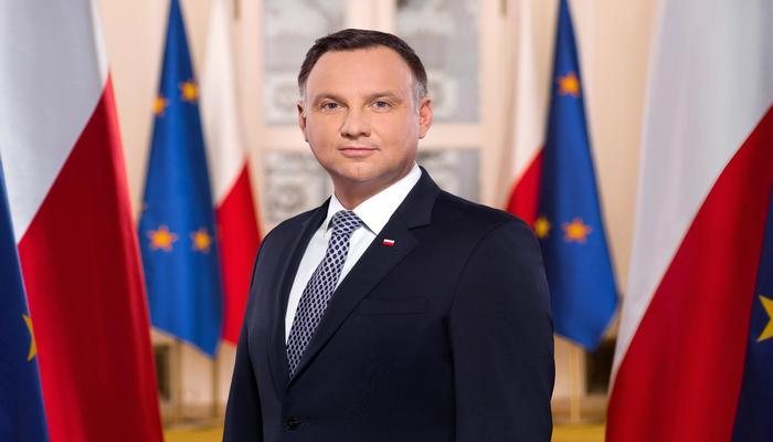 Prezident İlham Əliyev Andjey Dudanı Polşa Prezidenti seçilməsi münasibətilə təbrik edib