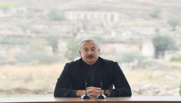 Prezident İlham Əliyev: İranın hansısa əyalət mollası Azərbaycana qarşı iftiralar uydurmuşdu, dedim ki, fikir verməyin