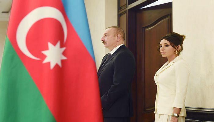 Prezident İlham Əliyev və Birinci vitse-prezident Mehriban Əliyeva Kəlbəcər və Laçın rayonlarında olublar