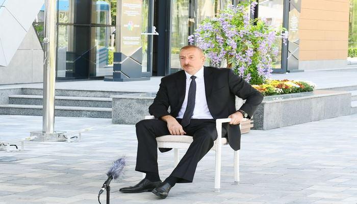Президент Ильхам Алиев: Армения сегодня находится в растерянности, предпринимает ошибочные шаги
