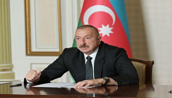 Президент Ильхам Алиев дал поручение по дальнейшей выплате пособия в размере 190 манатов