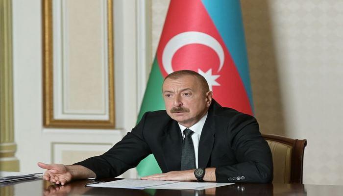 Президент Ильхам Алиев: В каждом уголке Азербайджана строятся новые дома, это не означает, что их нужно оставить без воды
