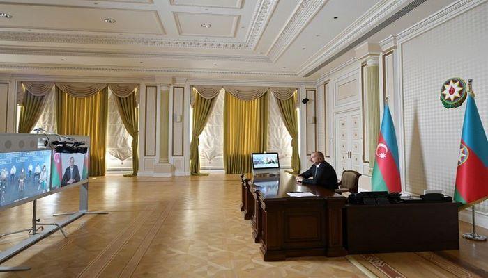 Президент: По количеству тестов на душу населения Азербайджан занимает ведущее место в мире