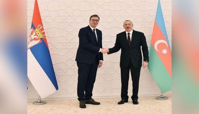 Президент Сербии отправит в Азербайджан делегацию для расследования факта использования Арменией оружия сербского производства