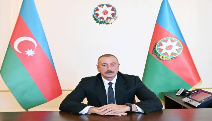 Состоялась встреча Президента Азербайджана Ильхама Алиева и генерального секретаря ООН Антонио Гутерриша в формате видеоконференции