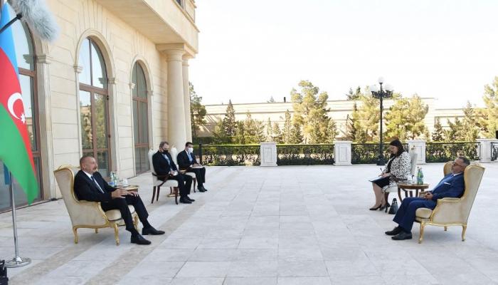 Президент Азербайджана: Мы без всяких колебаний поддерживаем и всегда будем поддерживать Турцию