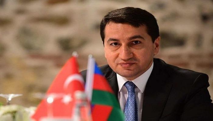 """Prezidentin köməkçisi: """"Bizim erməni xalqı ilə işimiz yoxdur"""""""