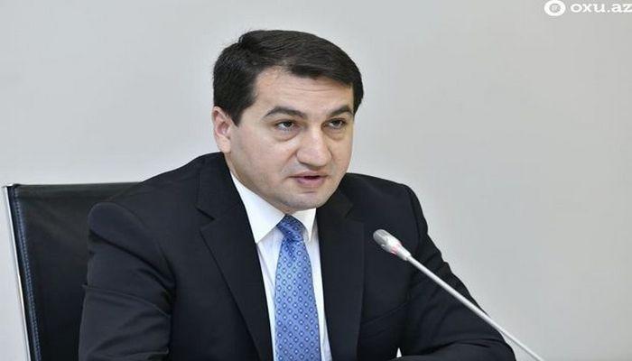 """Prezidentin köməkçisi: """"Ermənistan Azərbaycanın yeni ərazilərinə iddia edirdi"""""""