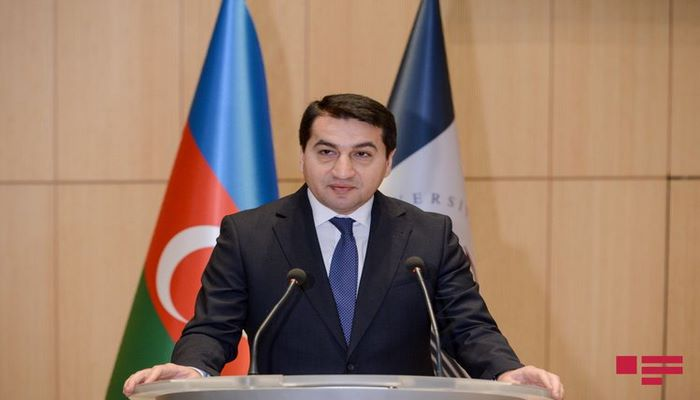 """Prezidentin köməkçisi: """"Ermənistanın demokratiya və insan haqlarından danışması gülüncdür"""""""