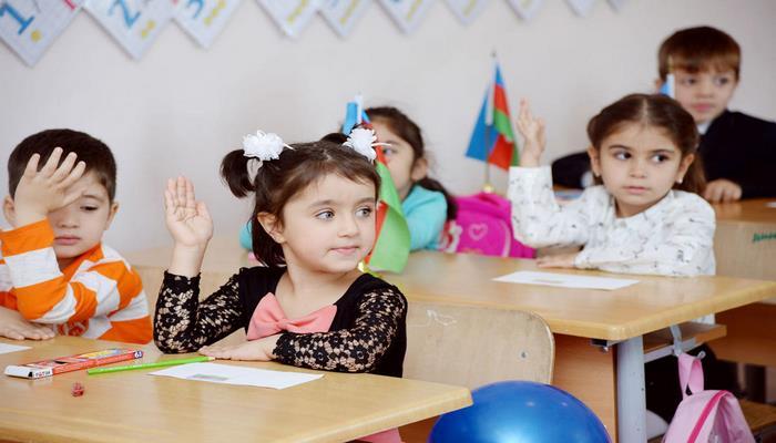 Прием в группы дошкольной подготовки в Азербайджане планируется провести в августе