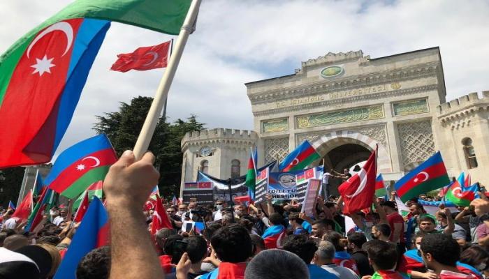 Комитет по работе с диаспорой обратился к азербайджанцам, проживающим за рубежом
