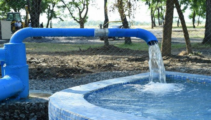 Проводятся работы по устранению нехватки воды - Шахин Мустафаев