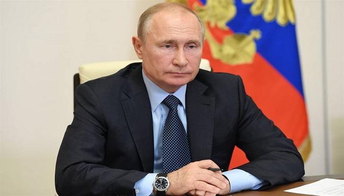 Putin Təhlükəsizlik Şurasının üzvləri ilə Qarabağdakı vəziyyəti müzakirə edib