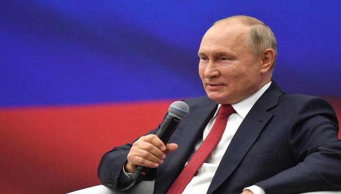 Путин заявил, что нельзя заставлять россиян прививаться от коронавируса