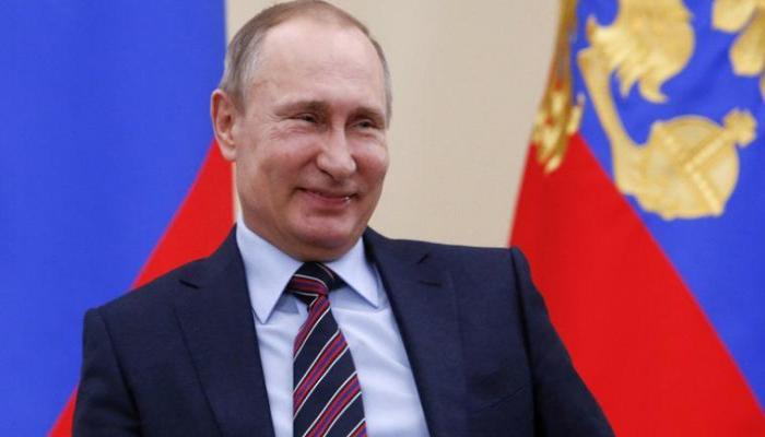 Putin də Nobel mükafatına namizəd oldu