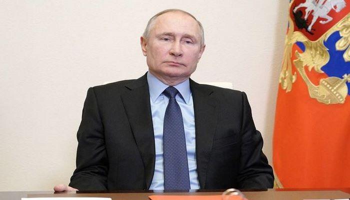 """Putindən Baydenin sözlərinə reaksiya: """"Sağlam ol!"""""""