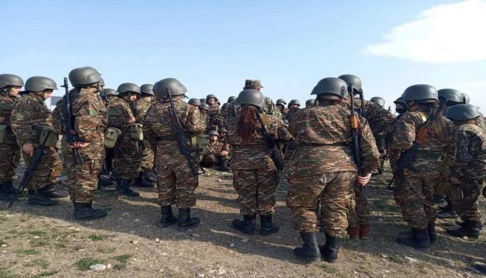 Qadınların ümidinə qalan işğalçı Ermənistan ordusu