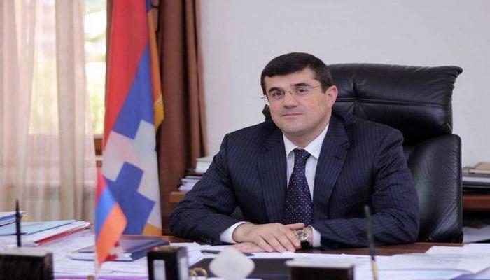 Qarabağ separatçılarının lideri: sülhü ancaq ordunun gücləndirilməsi ilə əldə etmək olar