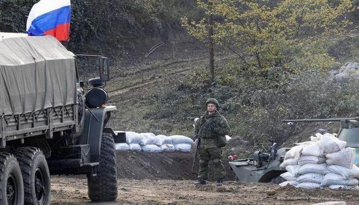 Qarabağda rusiyalı hərbçi öldü