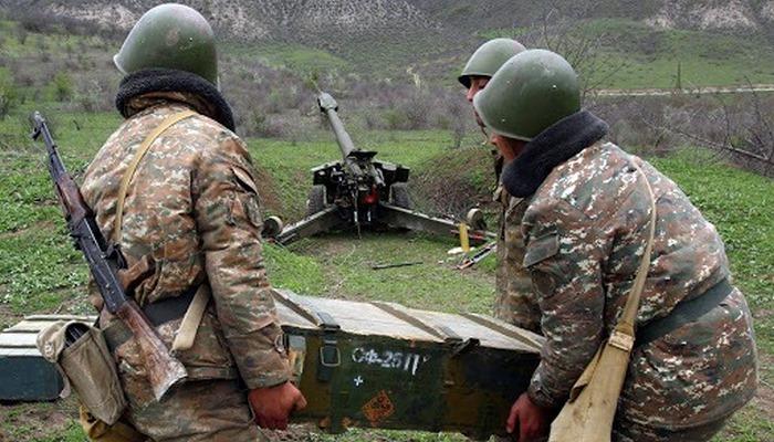 Qarabağdakı döyüşlər nəticəsində on erməni hərbçi öldü - Samvel Babayan