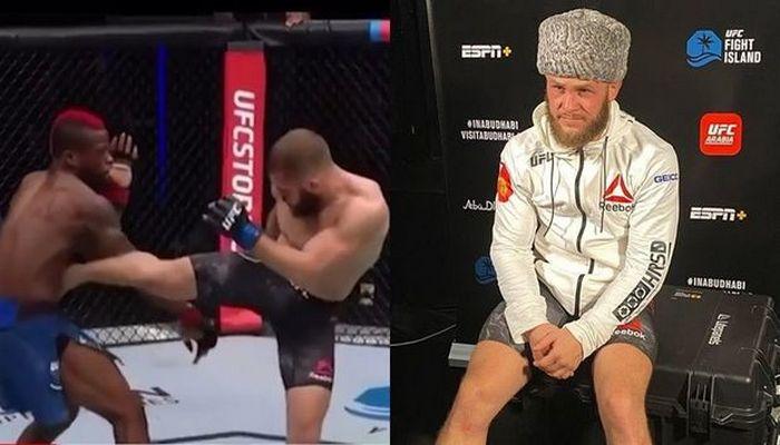 """Qırğızıstanlı döyüşçü: """"UFC döyüşlərinə Azərbaycan papağında çıxacağam"""""""