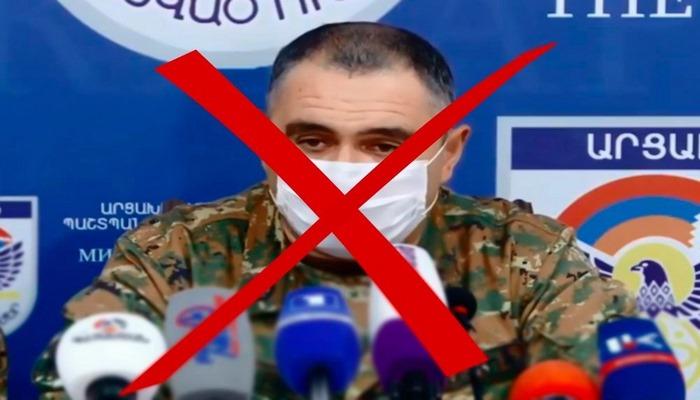 """Qondarma rejimin """"müdafiə nazirinin müavini"""" Artur Sarkisyan məhv edildi"""