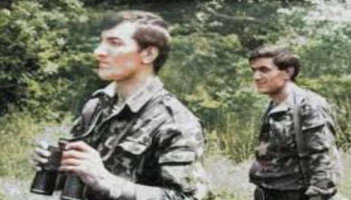 Qubadlının igid qəhrəmanı - Rahat uyu Komandir, tələbələrin tarix yazır!
