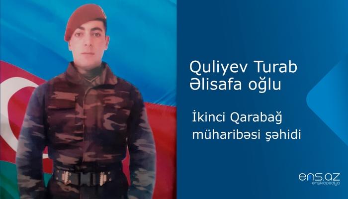 Quliyev Turab Əlisafa oğlu