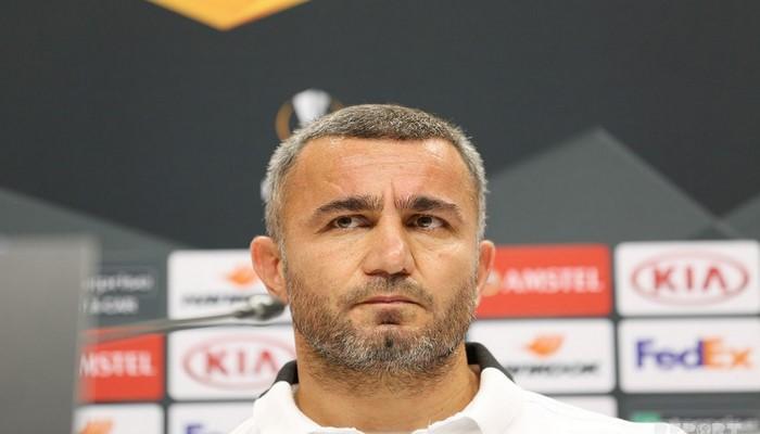 """Qurban Qurbanov: """"Futbolçular minimum bir xala layiq idilər"""""""