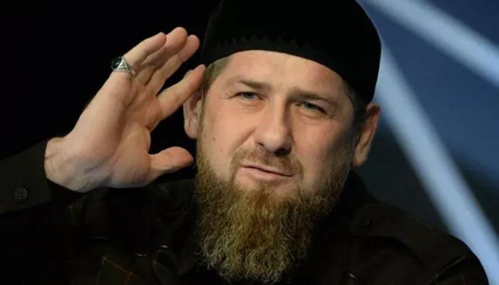 """Ramzan Kadırovun adı """"qara siyahı""""ya salındı"""