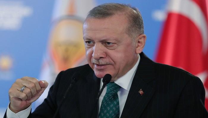 """Rəcəb Tayyib Ərdoğan: """"Haqlı mübarizəsində Azərbaycanın yanında olmağa davam edəcəyik"""""""