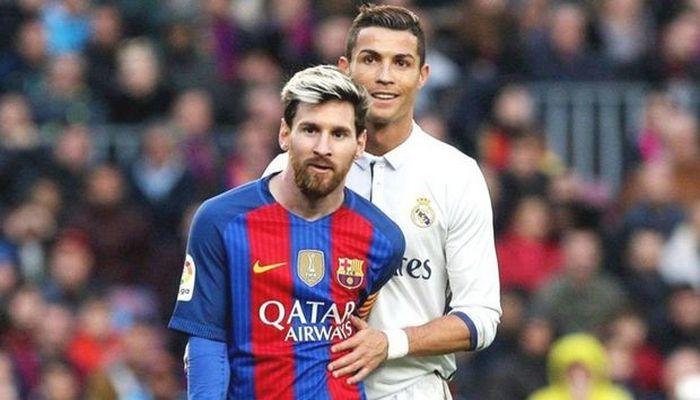 Ronaldu Messinin rekordunu təkrarladı