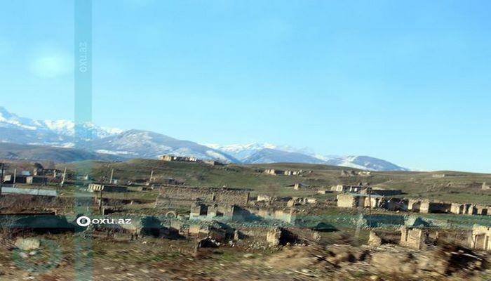 Rus ailələri Azərbaycanın azad edilmiş ərazilərindəki doğma evlərinə qayıtmaq istəyir