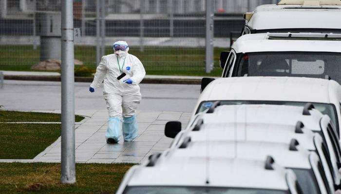 В России за сутки выявили 5 099 заразившихся коронавирусом