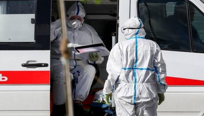 В России за сутки из-за коронавируса умерли 115 человек