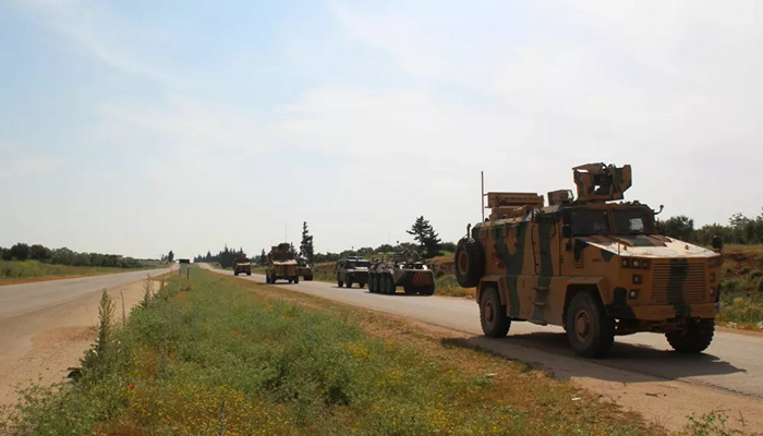 Rusya ve Türkiye askerleri Suriye'de ilk kez ortak tatbikat gerçekleştirdi